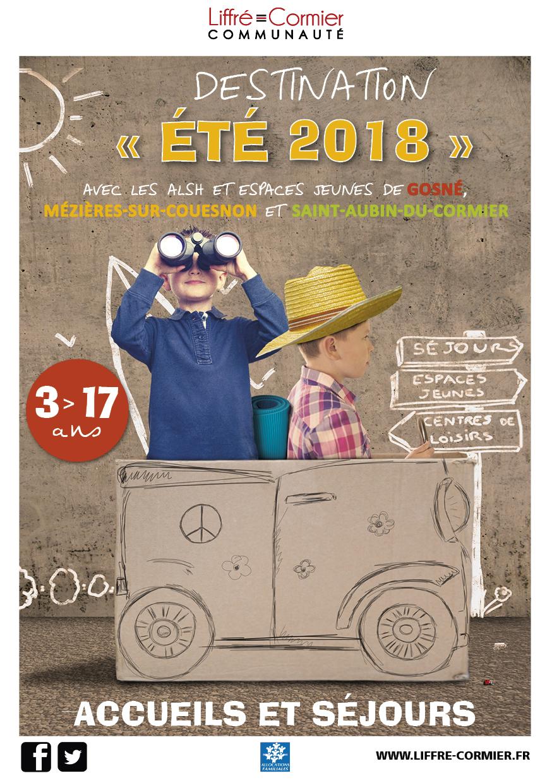 Enfance jeunesse destination 2018